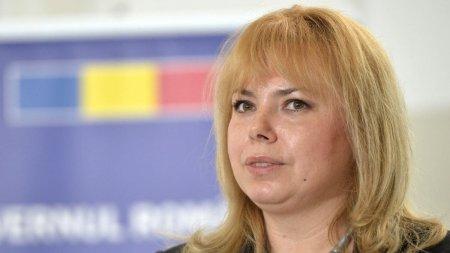 Anca Dragu: Motiunea PSD va fi citita joi si votata martea viitoare. Nu mai putem continua cu Guvernul Citu
