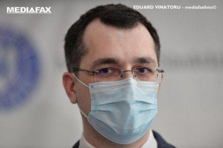 Vlad Voiculescu, fostul ministru al Sanatatii: Romania este in top 5 mondial la numarul infectarilor si la numarul de decese