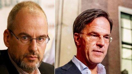 Un politician convertit la Islam, arestat pentru ca ar fi complotat sa-l ucida pe premierul olandez Mark Rutte