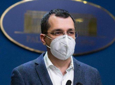 VLAD VOICULESCU:  and #39; and #39;Romania este in top 5 mondial dupa numarul infectarilor si dupa numarul de decese and #39; and #39;