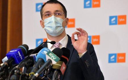 Vlad Voiculescu: Romania este, astazi, in top 5 mondial atat dupa numarul infectarilor, cat si dupa numarul de decese