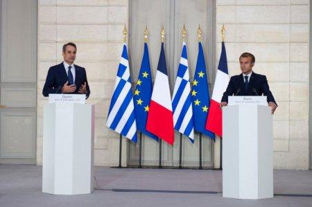 Franta a semnat un parteneriat strategic in zona Marii Mediterane si va vinde fregate Greciei