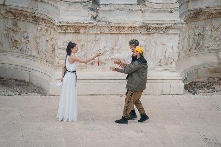 Asia Express, 27 septembrie 2021. <span style='background:#EDF514'>CINE A CASTIGAT</span> amuleta din cetatea Hierapolis: Nu-mi vine sa cred