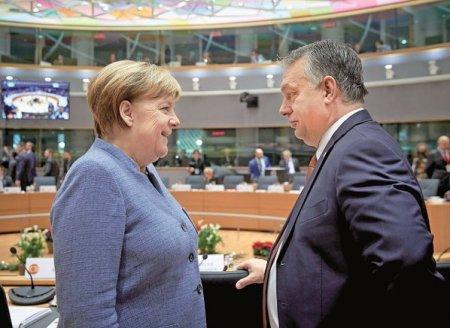 Primul lucru pe care-l cer marile corporatii germane viitorului guvern de la Berlin, de orice culoare politica ar fi el, este sa puna capat conflictelor cu Rusia, Ungaria si Polonia - tocmai sursele interne si externe de ingrijorare pentru UE