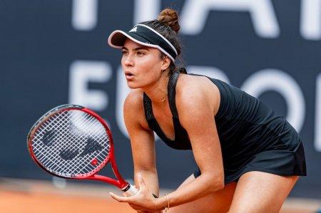 Gabriela Ruse, victorie de prestigiu la Chicago. CTP, la cald: O frumusete de tenis!