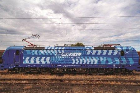 E-P Rail, compania de transport feroviar de marfuri, cu afaceri de aproape 400 mil. lei, investeste 50 mil. lei in achizitia de locomotive si vagoane