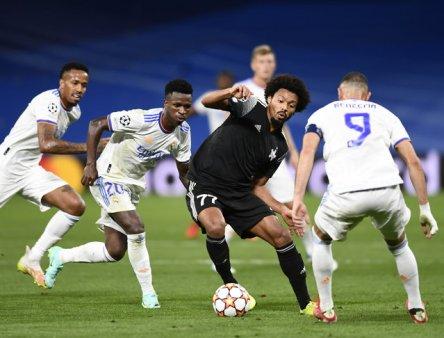Sheriff Tiraspol furnizeaza surpriza anului in fotbalul mondial, invingand Real Madrid pe Bernabeu