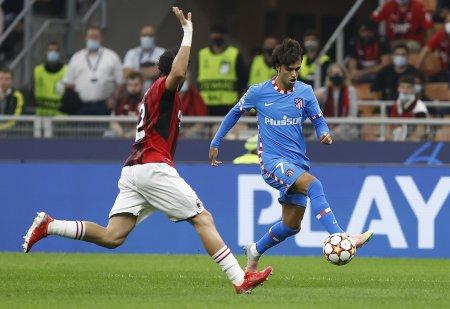 Atletico intoarce scorul si castiga pe San Siro cu Milan