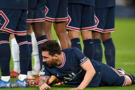 MM Stoica, reactie fara perdea la adresa lui Messi, dupa imaginile din PSG - Man. City: