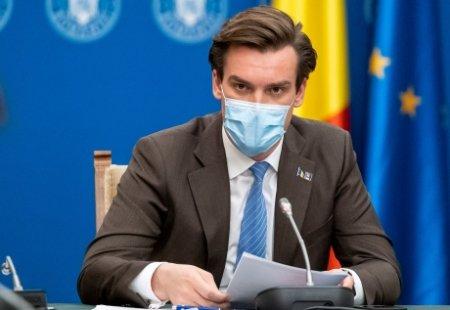 Andrei Baciu anunta cifrele VACCINARII in ziua cu recordul de infectari: A fost aglomeratie in toate centrele din tara