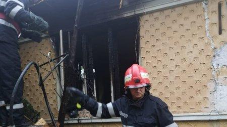 <span style='background:#EDF514'>TELEVIZOR</span> explodat, doua femei au ajuns la spital cu arsuri grave
