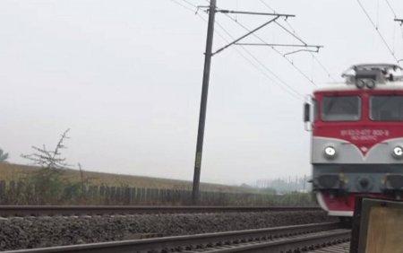 Tragedie in Alba. Un tanar de 29 a murit dupa ce a fost lovit de tren