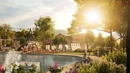(P) Wild Hills, un proiect unic in Europa de Est, va fi dezvoltat langa Cluj-Napoca
