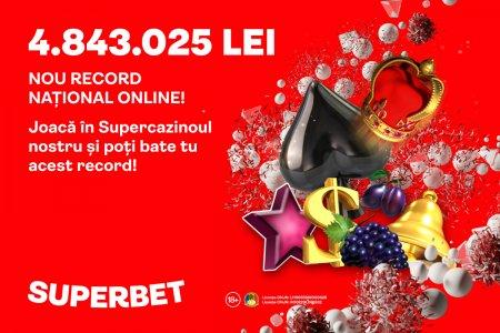 Aproape 1 milion de Euro castigati la <span style='background:#EDF514'>SLOT</span>urile Superbet si nou record national stabilit la inceputul acestei saptamani! Citeste interviul cu foarte tanara SuperCastigatoare care a dat lovitura!