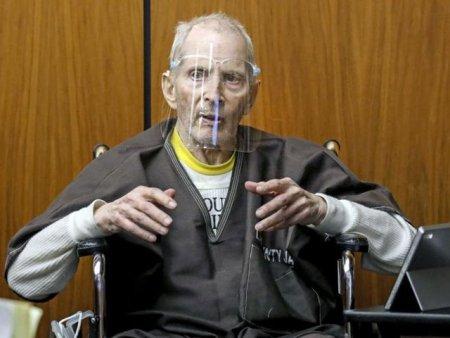Miliardarul Robert Durst a fost condamnat pe viata, dupa care si-a marturisit crimele din greseala