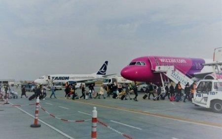 Un pasager care nu a fost lasat sa urce in avion din cauza ca nu avea certificat verde a sunat la 112 si a anuntat un bagaj suspect la bord, la Suceava