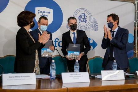 La ASE Bucuresti: S-a lansat Școala de Lideri!