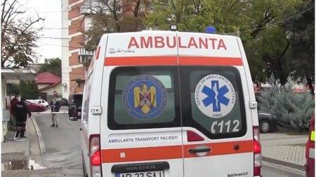 Pacienti COVID sfatuiti sa vina cu mancare de acasa la Unitatea de Primiri Urgente a Spitalului Judetean din Arad