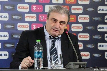 Stoichita nu o vede pe Sheriff Tiraspol campioana in Liga 1