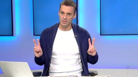 Mircea Badea, dupa ce Guvernul a explicat plecarea lui Florin Citu in mijlocul conferintei de presa: Ți-a dat cu NT. Wow!