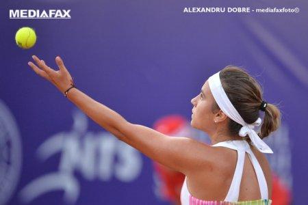 Gabriela Ruse s-a calificat in optimile de finala la turneul de tenis de la Chicago