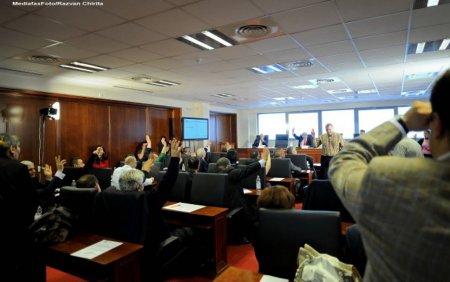 Sedinta CGMB. Noua componenta a Comisiei de Urbanism, pe ordinea de zi