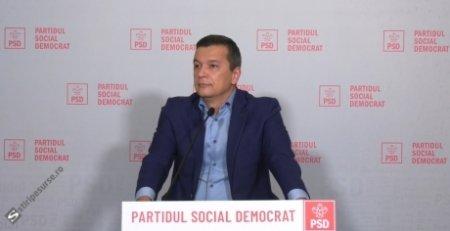 Sorin Grindeanu: Cinic, interesul PSD era sa-l tina cat mai mult pe Citu la guvernare/ VIDEO