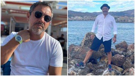 Cum s-a fotogra<span style='background:#EDF514'>FIAT</span> chef Sorin Bontea la filmarile pentru show-ul Chefi fara limite. Imaginea a amuzat internautii