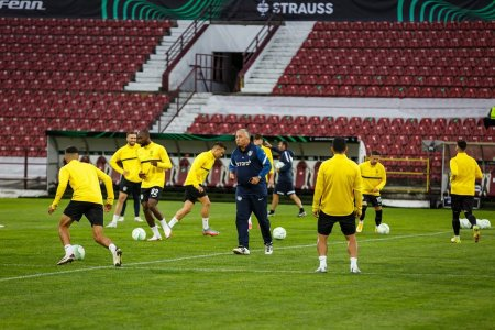 Totul despre CFR Cluj - Randers