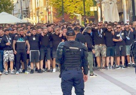 Peluza Sud nu vine la meciul cu CSU Craiova daca stadionul va fi deschis doar pentru vaccinati: E discriminare » Care e situatia in Craiova