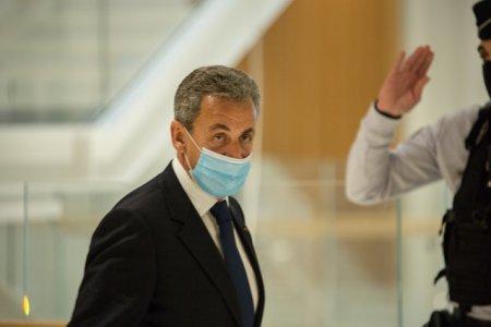Nicolas Sarkozy a fost condamnat la un an de inchisoare pentru finantarea ilegala a campaniei electorale din 2012