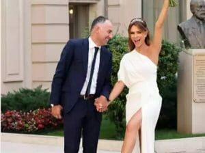 Dupa o nunta la secret, s-a aflat cine este sotul Magdei Palimariu. Este un important om de afaceri de origine romana