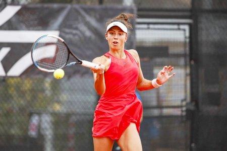 Jaqueline Cristian, in premiera intr-o semifinala de turneu WTA! Performanta carierei pentru jucatoarea de tenis