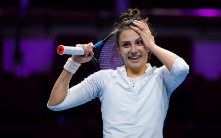 Jaqueline Cristian a ajuns in semi<span style='background:#EDF514'>FINALELE</span> turneului WTA de la Nur-Sultan