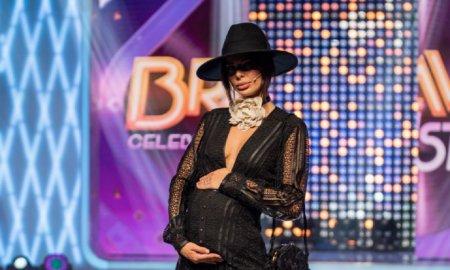 Ioana Filimon a aparut cu burtica de <span style='background:#EDF514'>GRAVIDA</span> la Bravo, ai stil! Celebrities