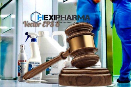 Completul de judecata din procesul Hexi Pharma, modificat pe ultima suta de metri