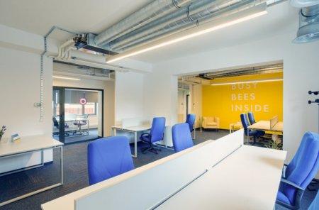 Compania de management hotelier Transilvania Trek a deschis un nou spatiu pentru co-<span style='background:#EDF514'>WORK</span>ing si inchiriere birouri la Cluj-Napoca