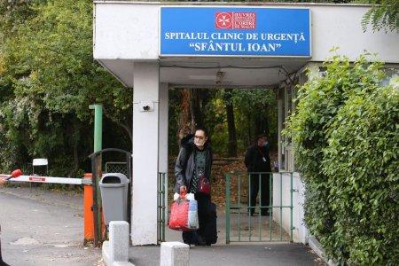 Precizarile Ministerului Sanatatii despre externarea pacientilor din doua spitale din Bucuresti pentru primirea celor cu COVID