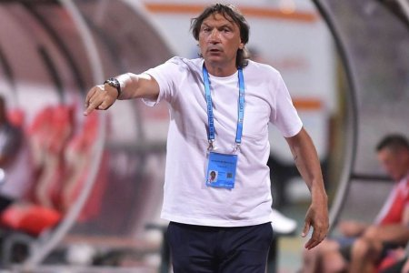 Conducerea lui Dinamo anunta despartirea de Dario Bonetti: A fost inregistrata rezilierea la FRF