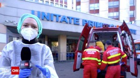 Imaginile dezastrului din sistemul sanitar din Romania: Spitalele nu mai fac fata valului de infectari