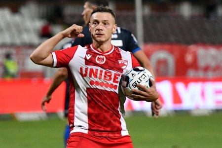 Mircea Rednic a primit o veste buna: Torje este apt pentru Dinamo - UTA
