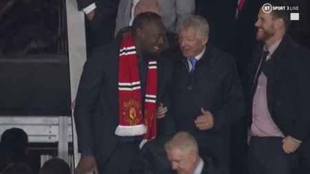 Usain Bolt, incantat de revenirea lui Ronaldo la Manchester United! Discutia pe care a avut-o cu Sir Alex Ferguson