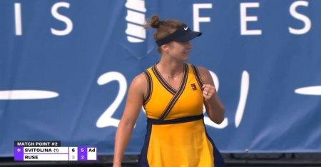 Ruse pierde in <span style='background:#EDF514'>SFERTURI</span> la Chicago. Urca insa pe cea mai inalta pozitie a carierei in WTA