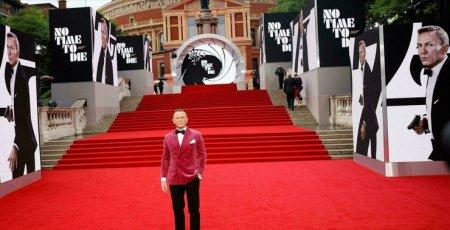 Greutatea asta a fost pe umerii mei un timp:  Daniel Craig, pentru ultima oara James Bond