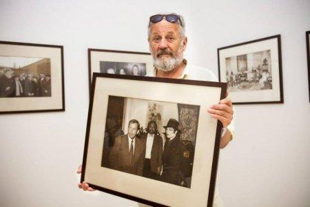 De azi: Creatiile fotografului personal al presedintelui Vaclav Havel se afla la Bucuresti