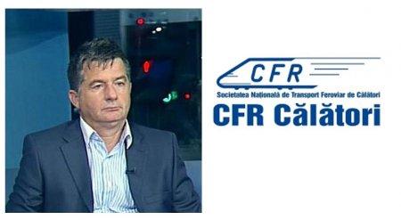 Traian Preoteasa, noul director general al CFR Calatori