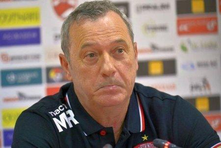 Contract in suspans » Mircea Rednic inca nu a semnat cu Dinamo si e incert pentru meciul cu UTA