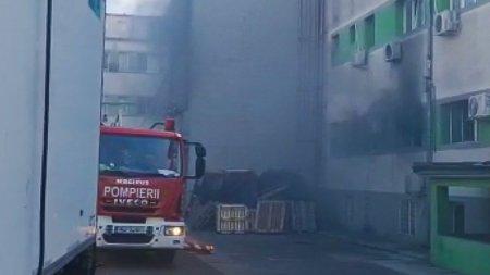 Posibila cauza a incendiului de la Spitalul din Constanta, un prelungitor care a facut scurt-circuit