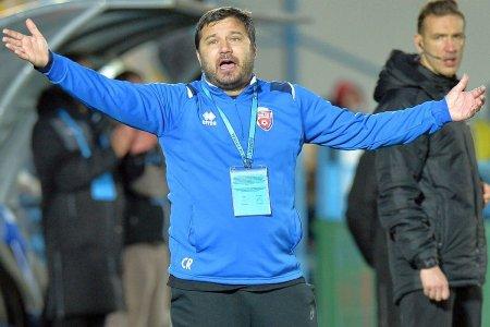Da peste cap reteta » Cum se diferentiaza Marius Croitoru de ceilalti antrenori din Liga 1: fotbalistii au interzis in sala de fitness!
