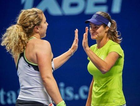 Monica Niculescu in finala de dublu de la Nur-Sultan